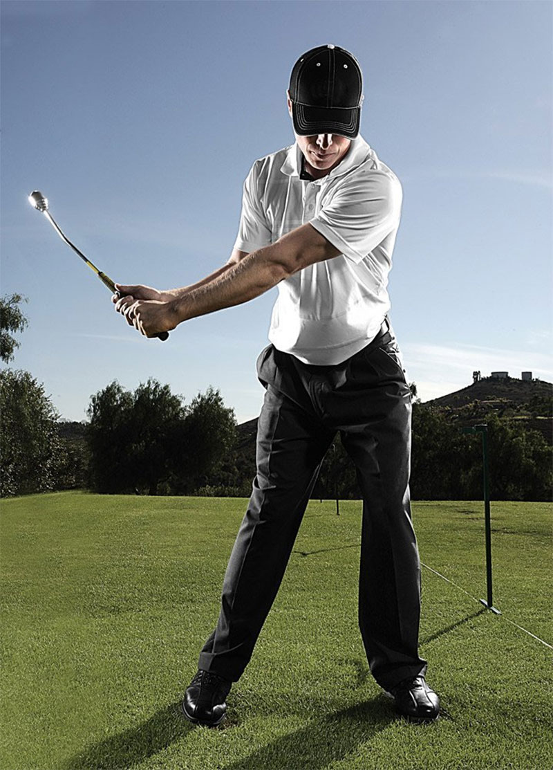 best golf swing trainer