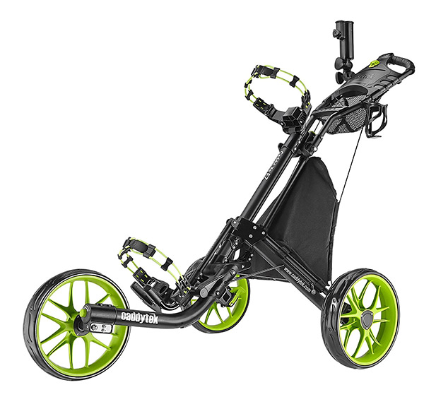 caddytek ez fold cart review