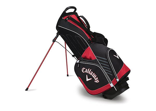 callaway capital stand bag review