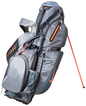 the nike air sport golf bag is our top golf stand bag pick