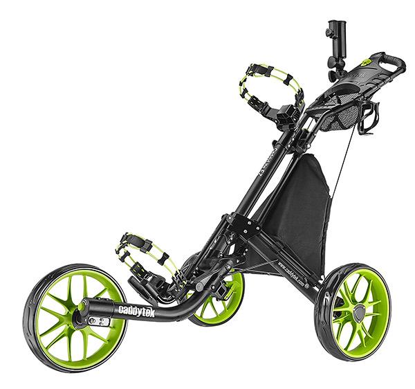 caddytek ez fold cart review